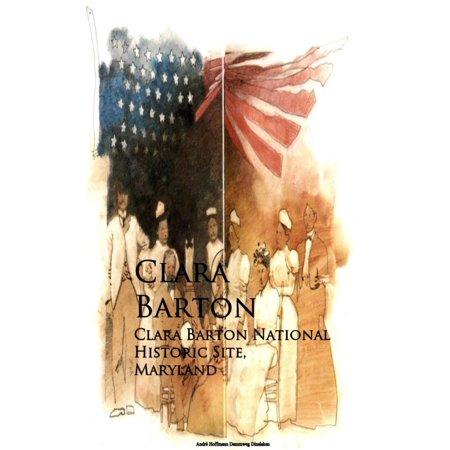 Clara Barton National Historic Site, Maryland - (The National Harbor In Maryland)