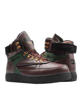 Ewing Athletics Ewing Orion Brown/Green Men's Basketball Shoes 1BM00566-249