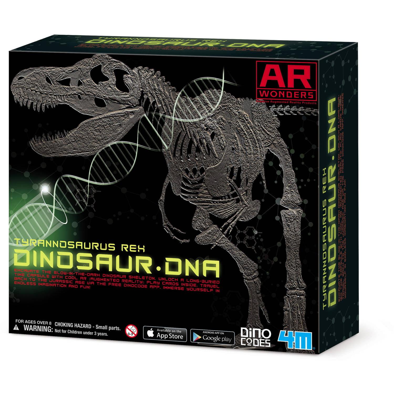 4M T-Rex Dinosaur DNA Skeleton Science Kit by 4M