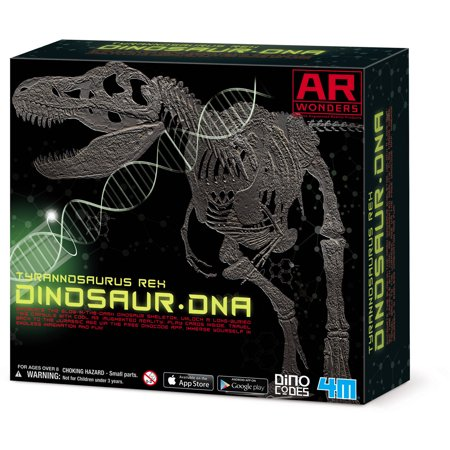 4m t rex dinosaur dna skeleton science kit walmart 4m t rex dinosaur dna skeleton science kit solutioingenieria Choice Image