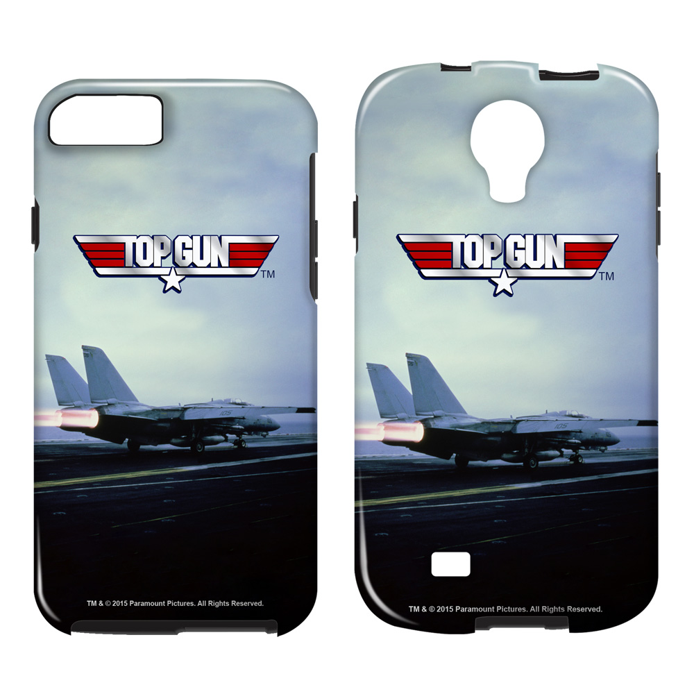 Top Gun Take Off Smartphone Case Tough Vibe (Iphone 6 Plus) White Ip6P