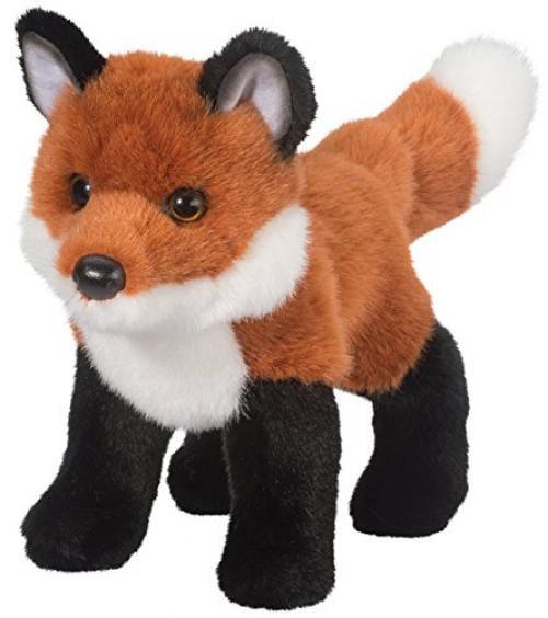 Bushy Red Fox by Douglas