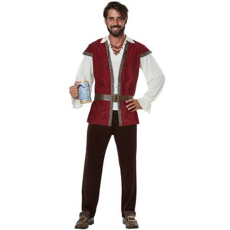 Medieval Man Adult Costume - Medieval Ladies Costumes
