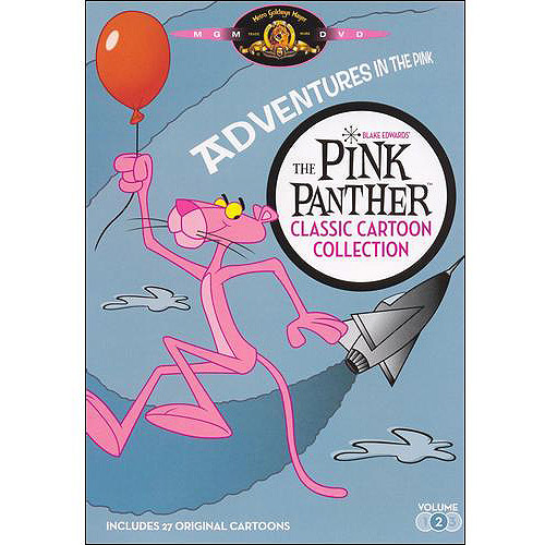 Pink Panther Classic Cartoon Collection, Vol. 2