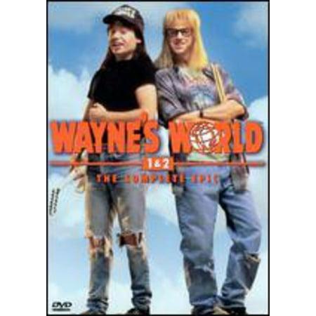 Wayne's World 1 & 2-Complete E ( - Halloween Express Wayne's World