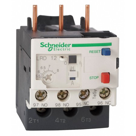 IEC Style Overload Relay, 23 to 32A, 3 Poles, Manual Reset, Trip Class: 20