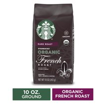 Coffee: Starbucks Organic Ground Coffee