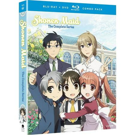 Shonen Maid: The Complete Series (Blu-ray + DVD)