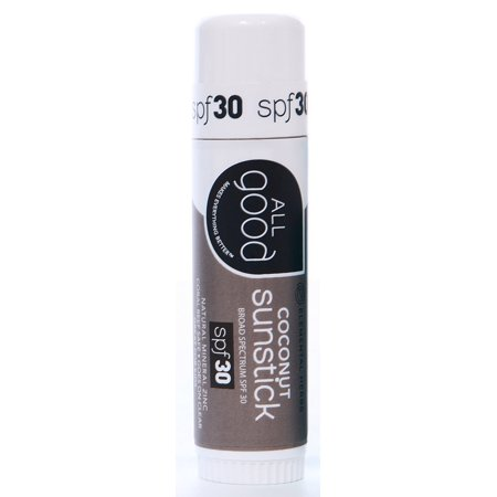 Image of All Good Coconut Sunstick - Spf 30 - 0.6oz