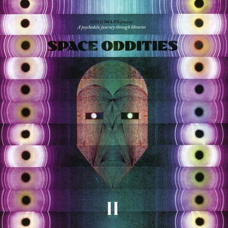 Alexis Le Tan   Jess   Le Tan  Alexis   Jess  Vol  2 Space Oddities  Cd