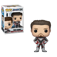 Funko POP! Marvel: Avengers Endgame - Iron Man
