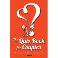 The Quiz Book for Couples (Paperback)