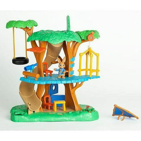 Nick Jr. Peter Rabbit Treehouse Playset