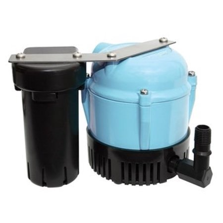Little Giant Shallow Pan Submersible Pump Model 1-ABS (550521)