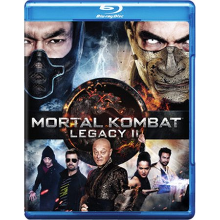 Mortal Kombat: Legacy II (Blu-ray) - Baraka Mortal Kombat