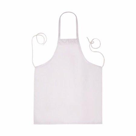 (Linteum Textile (12-Pack, 28x32 in, White) KITCHEN CHEF BIB APRON, Commercial Grade for Restaurants & Home Use)