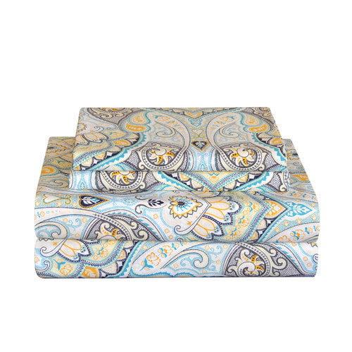 Pointehaven 200 Thread Count Cotton Sheet Set