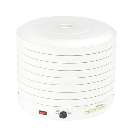 NESCO FD-1018A, Gardenmaster Food Dehydrator, White, 1000 watts - image 1 de 1