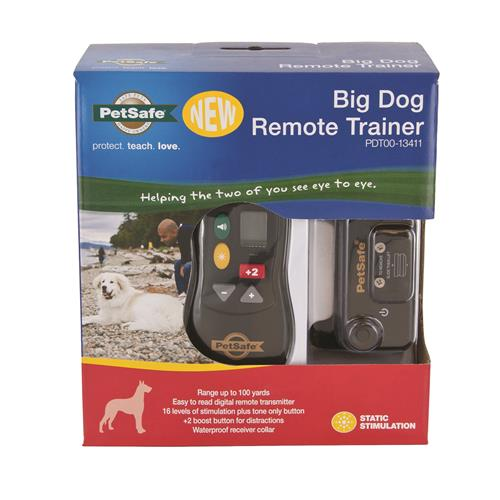Pet Safe PetSafe Remote Trainer Big Dog (for dogs over 40 lbs)