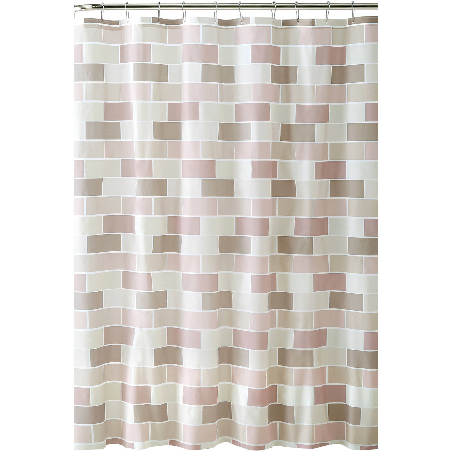 "Bath Bliss Shower Curtain, 70"" x 72"""