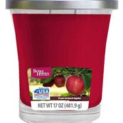 Better Homes and Gardens 17 oz Fresh Orchard Apples Candle