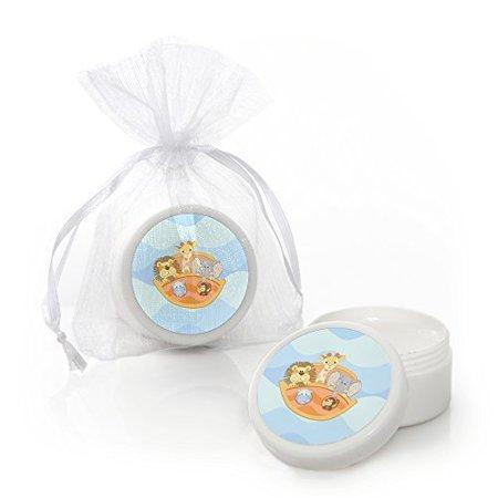 Noahs Ark Baby Shower Tea - Noah's Ark - Lip Balm Baby Shower Favors (Set of 12)