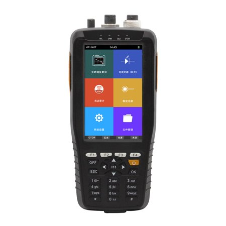Intelligent Handy OTDR 1310 1550nm with VFL/OPM/OLS Touched Screen Tester OTDR Optical Time Domain Reflectometer TM290 - image 1 of 3