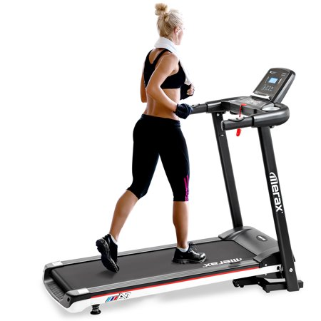 Merax A7 Folding Electric Treadmill Motorized Power Running Machine Fitness
