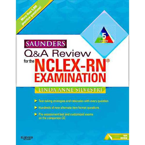 Saunders Q & A for the NCLEX-RN Examination