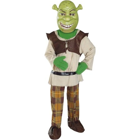 Shrek Deluxe Toddler Costume with Mask