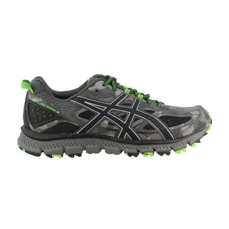 ASICS ASICS Men's Gel Scram 3 Trail Runner, CarbonBlack