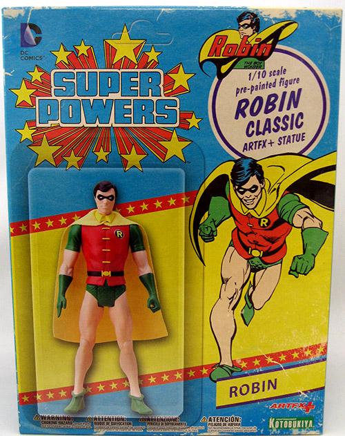 Statue DC COMICS Robin Classic Costume KOTOBUKIYA ARTFX