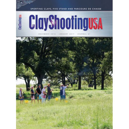 ClayShootingUSA Magazine - Journal 87 Dec/Jan 2017