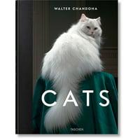 Walter Chandoha. Cats. Photographs 1942-2018 (Hardcover)