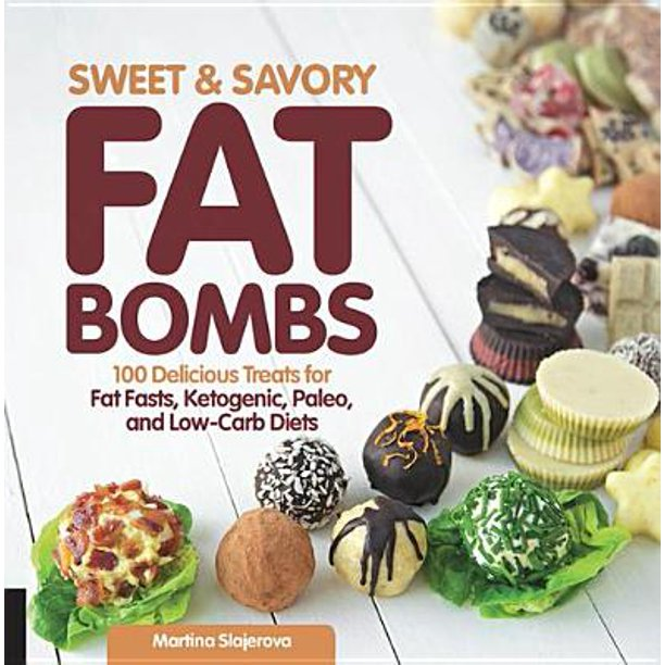 Sweet and Savory Fat Bombs - eBook