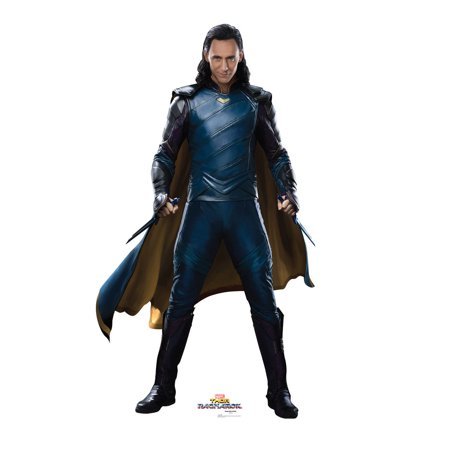 Loki (Thor Ragnarok) Life-Size Cardboard - Life Size Cutouts