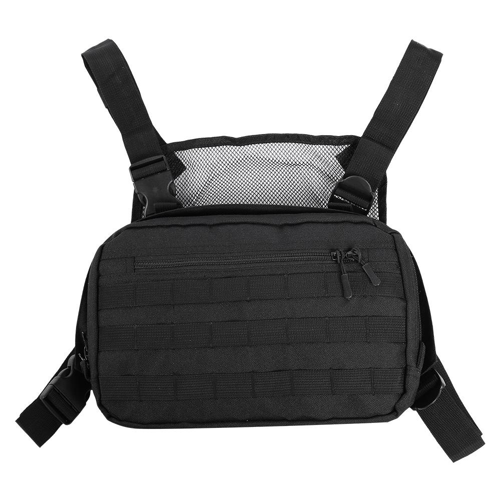 Fox Outdoor GI Style Tanker Tool Duffle Bag Black