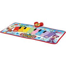 Mickey Mouse and the Roadster Racers Electronic Music Mat - Mickey Mouse Music Mat