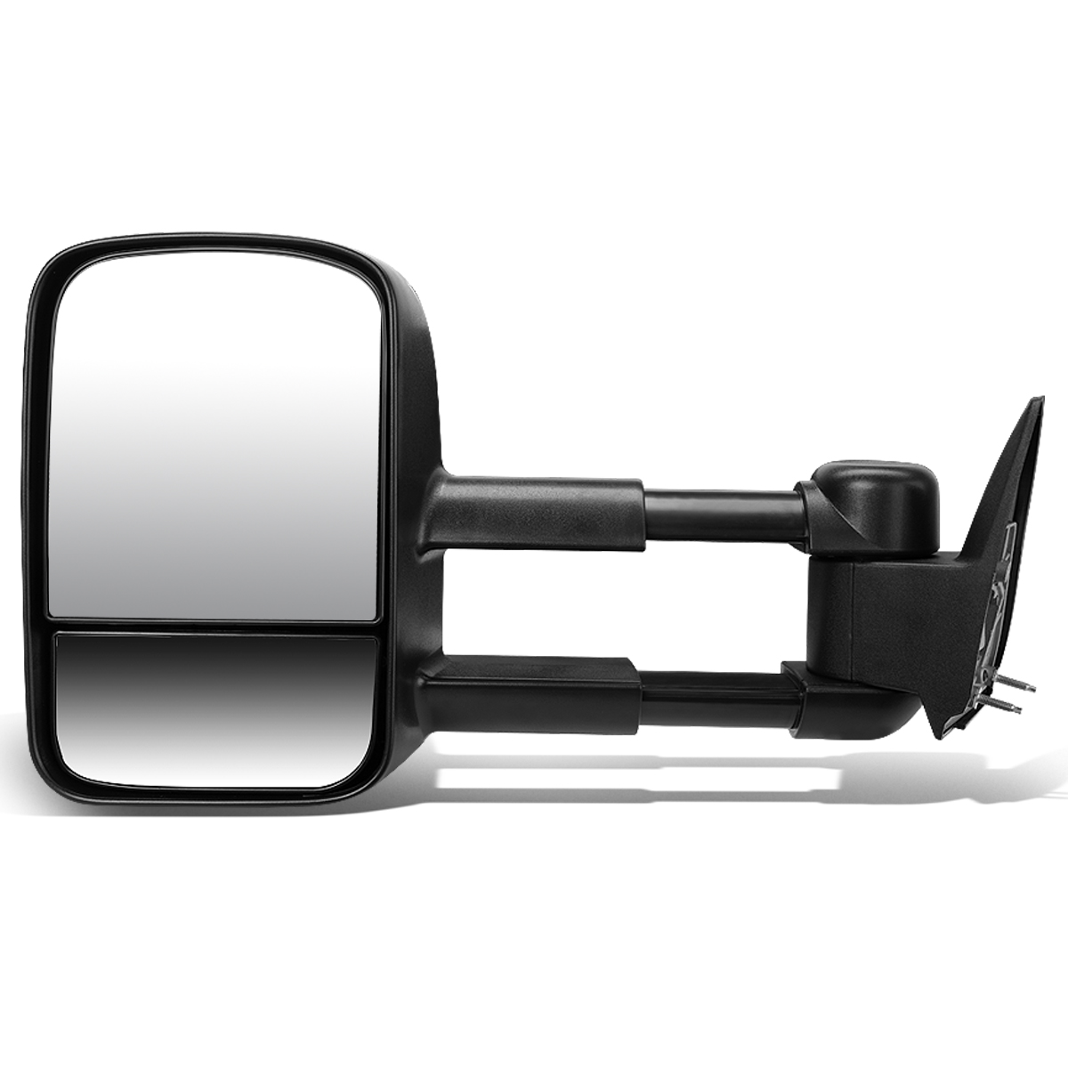 For 1988-2002 Chevy/GMC C/K 1500/2500/3500 Powered Adjustment Tow Towing Mirror (Right/Passenger)
