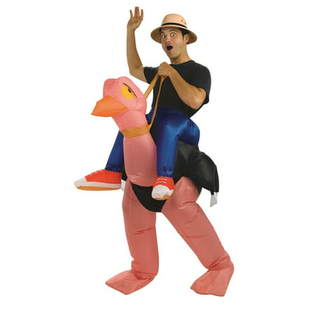 Adult Inflatable Ostrich - Halloween Costumes Inflatable Ostrich