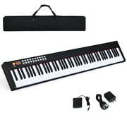Gymax 88 Key BX-Ⅱ Digital Piano MIDI Keyboard