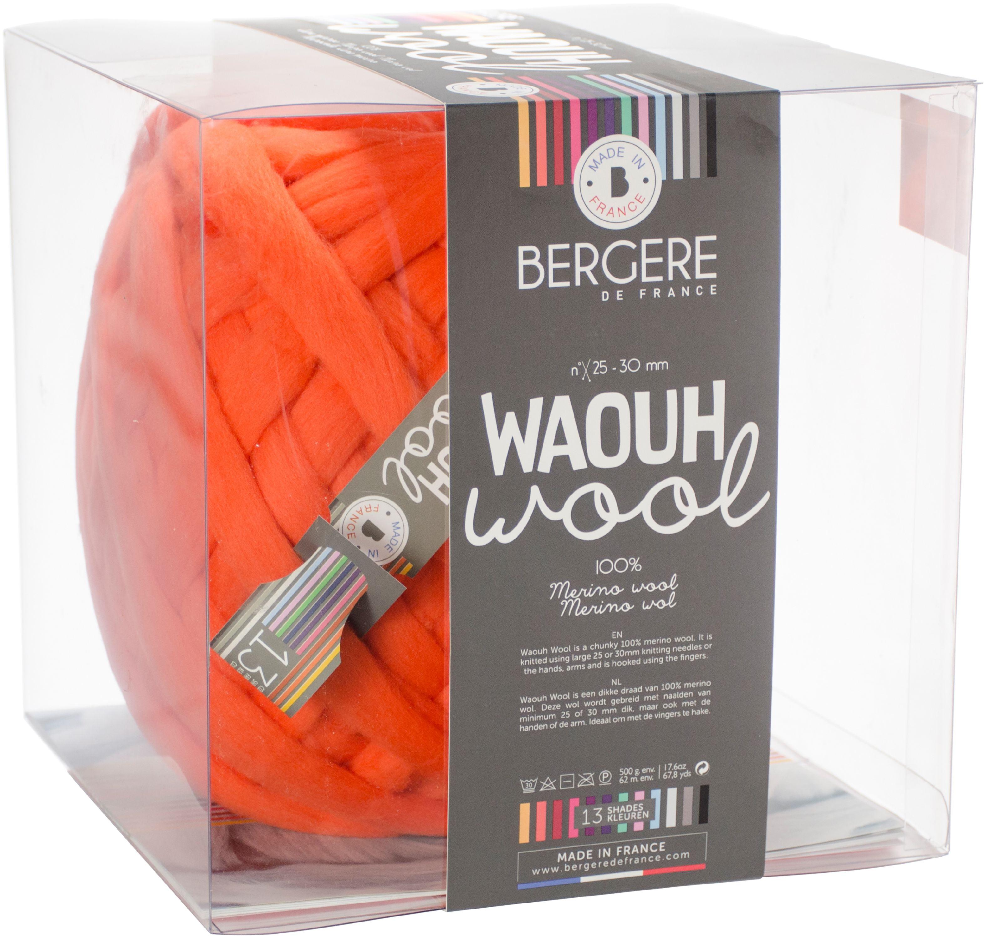 Bergere De France Waouh Yarn-Orange