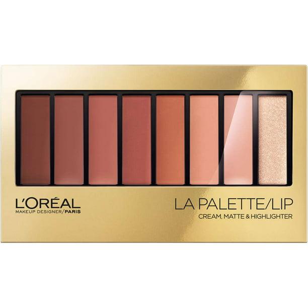 LOreal Paris Paletka Do Ust Colour Riche Lip Palette 01