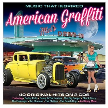 Music That Inspired American Graffit (American Indian Music)