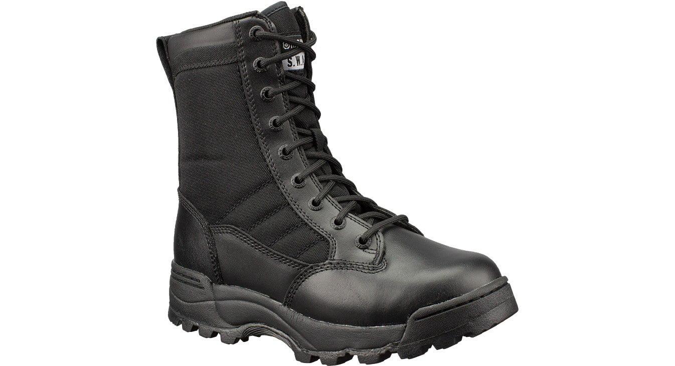 "Original S.W.A.T. 115011 Classic 9"" Womens Black Work Boot-5.5"