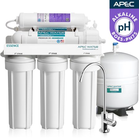 APEC Top Tier Alkaline Mineral Ph+ Ultra Safe Reverse Osmosis Drinking Water
