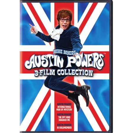 Austin Powers Collection (DVD)](Austin Y Ally Halloween)