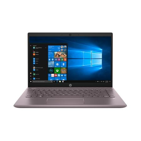 HP Pavilion 14, FHD Micro-Edge Display, Intel Core Core i5-8265U, 8GB, 256GB SSD, Backlit Keyboard, Misty Mauve ()
