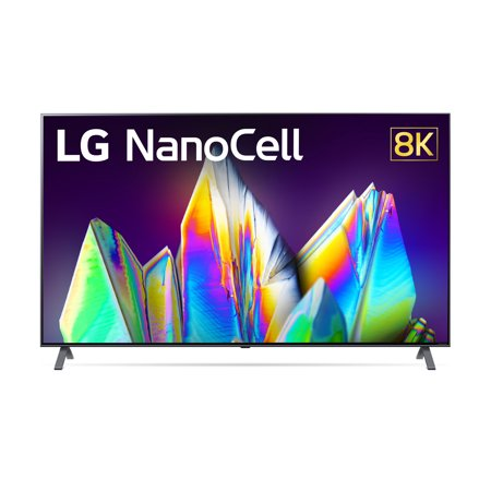"LG 65"" Class 8K UHD 4320P NanoCell Smart TV with HDR 65NANO99UNA 2020 Model"