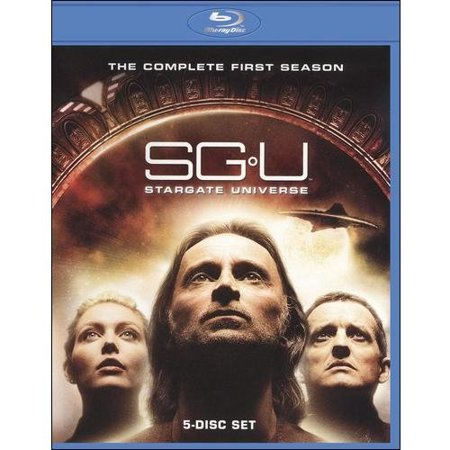 Sgu Stargate Universe  The Complete First Season  Blu Ray